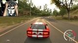 1999 Dodge Viper Cruise with music in Forza Horizon 3 Logitech g29 gameplay