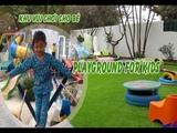 Fun Outdoor Playground for kidsEntertainment for Children Play CenterBachvanTv-Nursery