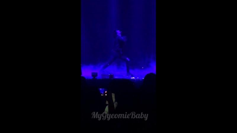 SOLO DANCE - YUGYEOM GOT7 - GOT7WorldTour2018