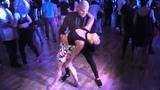 Nathalia Raigosa &amp Noel Rojas social dancing @ 2018 L.A. Salsa Fest!