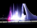 Олимпийский Парк в Сочи. 14.08.2018г. Шоу поющих танцующих фонтанов. Часть 3