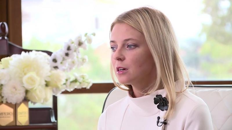 Наталья Поклонская свой Медовый месяц проводит в Крыму | 29.08.2018
