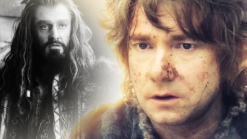 Bilbo Thorin || Where is the real me
