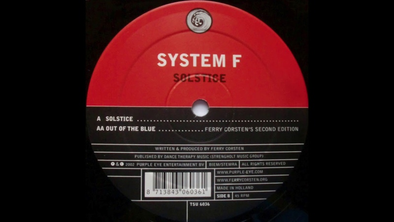 System F - Solstice (2002)