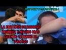Rodrigo Romano principal narrador do Uruguay após o apito final vs Portugal