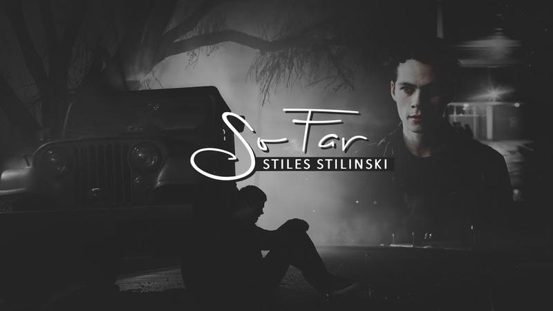 Stiles stilinski • I'm not a hero