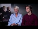 The Children Act interview talks to Emma Thompson Fionn Whitehead and