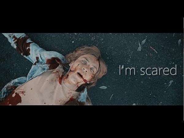 ▻ michael langdon || I'm scared [8x10]