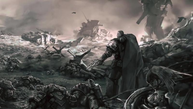 [WarpBeacon] [18] ВМ 112 Либрариум - Гвардия Ворона / Raven Guard