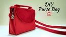 DIY PURSE BAG CLUTCH NO SEW   DIY cardboard clutch   Best out of waste clutch