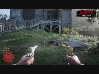 This is why you should try mauser pistols. Red Dead Redemption 2