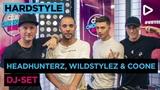 Headhunterz, Wildstylez &amp Coone (B2B DJ-Set) SLAM!