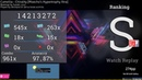 Osu dectopia Camellia Chirality Moecho's Hypertrophy Xtra HD HR 97 87% FC 274pp 1