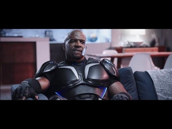 Crackdown 3 Терри Крюс подбирает костюмчик в новом трейлере эксклюзива Microsoft