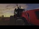 Дискуем трактором Беларус 3022Дц1