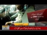 2500 کا چالان غریب رکشہ ڈرائیور نے اپنے رکشے کو آگ لگا دی نیا پاکستان مبارک ھو