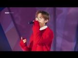 VK171216 MONSTA X fancam - White Love (I.M focus) @ Jeju Love Sharing K-Pop Concert
