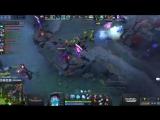 Team Spirit vs Double Dimension, The International CIS QL, game 2 Maelstorm, Lo