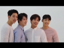 2017 GLOBAL LEADING Lotte Hotel CNBLUE Fan Meeting in BUSAN - Glory days making
