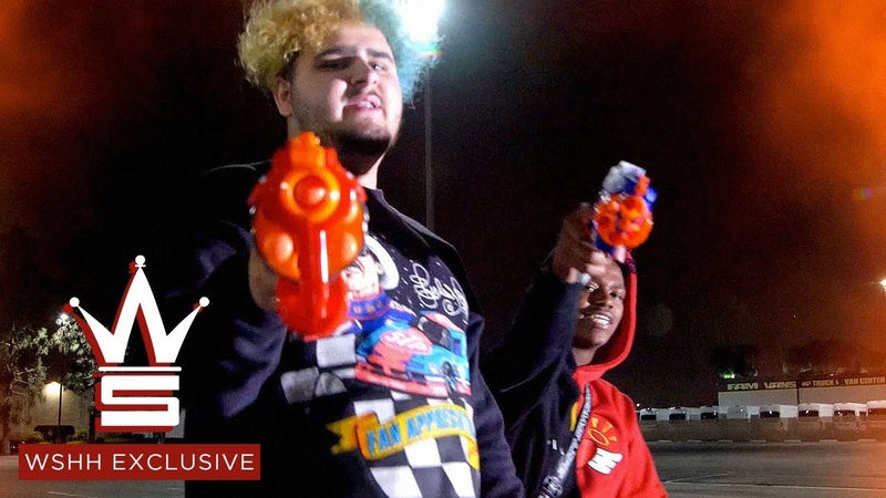 DC The Don Feat. Sad Frosty John Cena (Prod. by DJ Flippp) (WSHH Exclusive - Official Music Video)