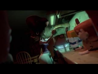 фрагмент из фильма 'Полный расколбас'- Еда в ужасе.mp4