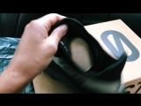 Видеообзор «ADIDAS YEEZY BOOST 350 V2 BLACK/WHITE»