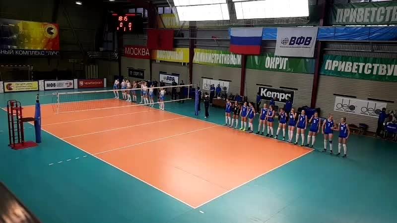 Динамо Москва - Метар