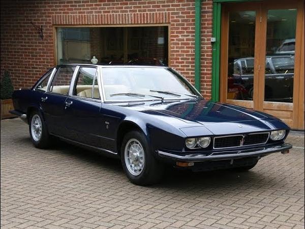 Maserati Quattroporte II (Frua)