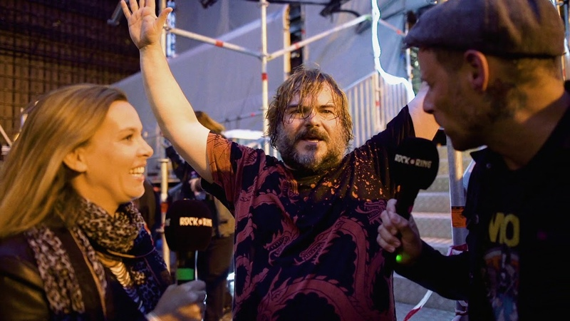 Rock am Ring Interview mit Tenacious D