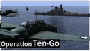 IL-2 1946 : Operation Ten-Go [80 planes!]