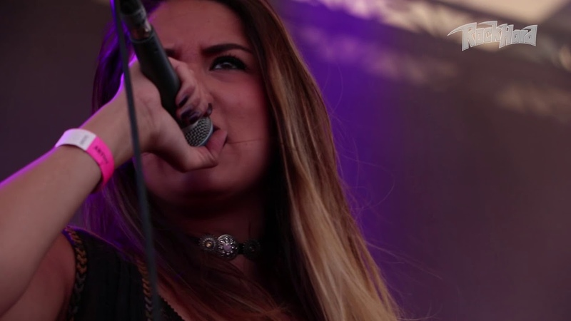 Thundermother 'Revival' live at Rock Hard Festival 2018