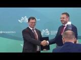 Научная конференция РИО открыла программу Восточного экономического форума