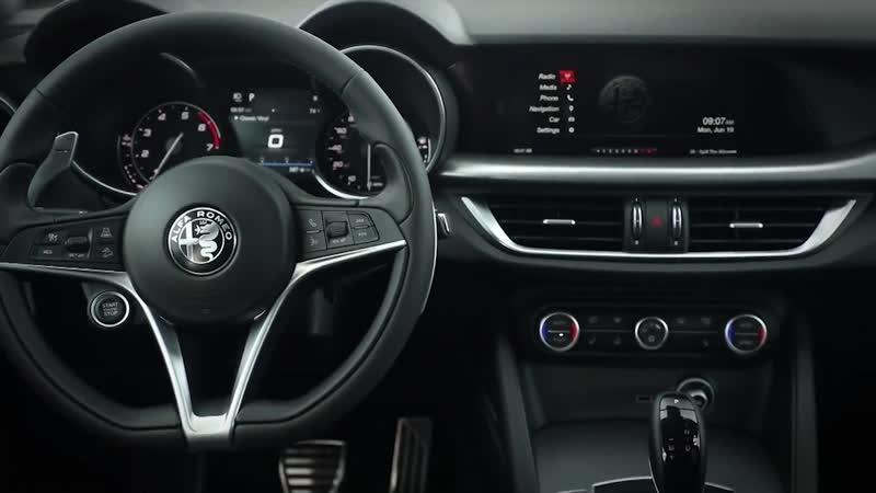 Heated Seats - How to use the seat warmers _ 2018 Stelvio _ Alfa Romeo
