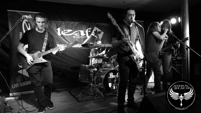 Ashen Reach Thin Lizzy Cold Sweat Cover