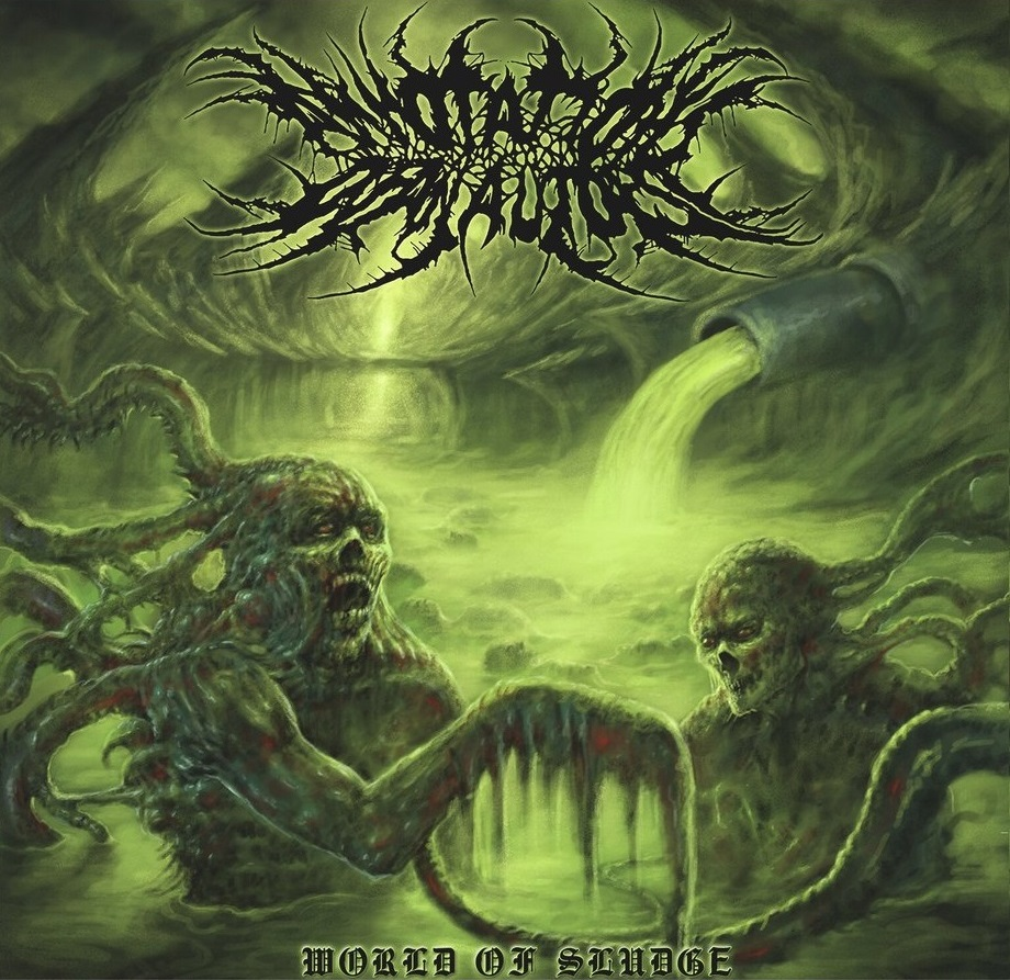 Annotations Of An Autopsy - World Of Sludge [EP] (2019)