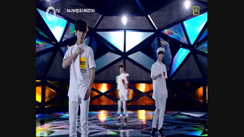 UP10TION — SO, DANGEROUS 업텐션 — 위험해 (4FUN.TV) K-Pop Non Stop
