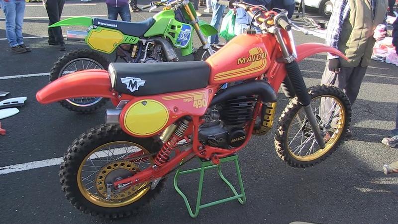 The Telford Classic Dirt Bike Show 2019 Part 1