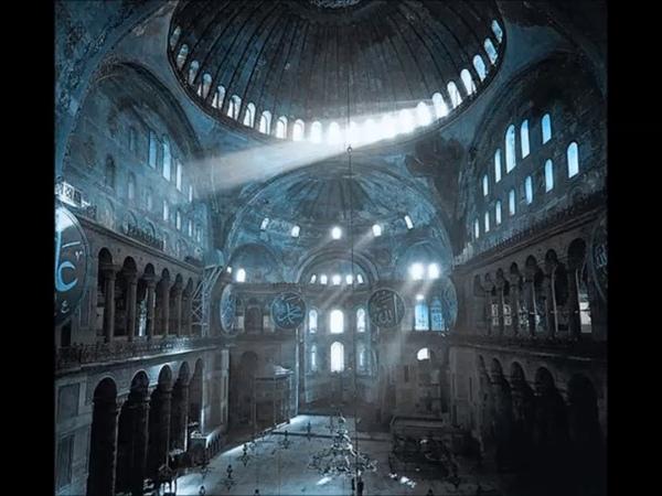 ΨΑΛΜΩΔΙΕΣ ΣΤΗΝ ΑΓΙΑ ΣΟΦΙΑ- Έτσι ακούγονταν 1500 χρόνια πριν
