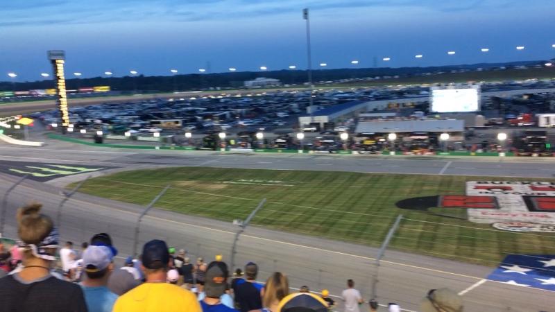 NASCAR Quacker State 400 2018