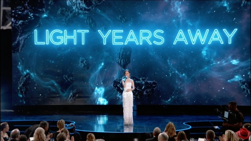 G.E.M. 【光年之外 LIGHT YEARS AWAY 】NASA 2019 Breakthrough Prize Ceremony 鄧紫棋