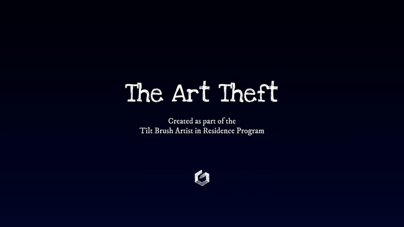 The Art Theft by Jay Doherty Release Trailer