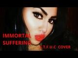 IMMORTAL SUFFERING - S.T.F.U.C COVER