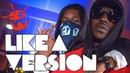 Выступление A$AP Rocky и Skepta с треком «Praise The Lord Da Shine» на шоу «triple j»