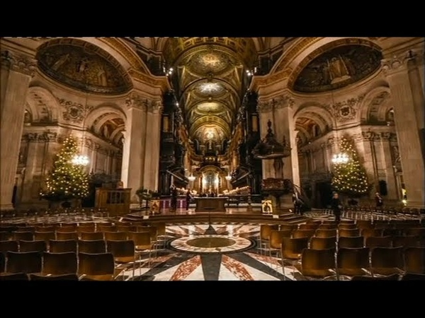 Christmas at St Paul's Cathedral