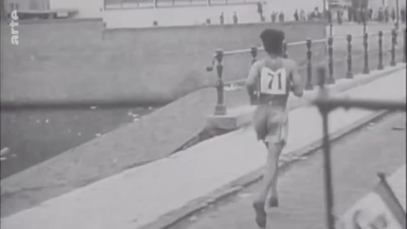 El ouafi Bouguera, le marathonien de lHistoire - Ouvrier et champion olympique _ ARTE [720p]