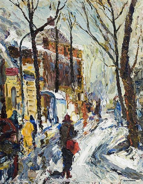 Александр Шелтунов родился в Комсомольске-на-Амуре в 1951 г. В 1966 г. он переехал в Иркутск и навсегда связал свою жизнь с городом на Ангаре, именно тут и сформировался творческий стиль мастера. Окончил Иркутское училище искусств (декоративно-оформительс