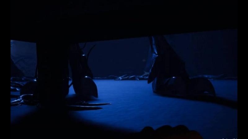 Stranger Things - сцена из отменённой игры 4