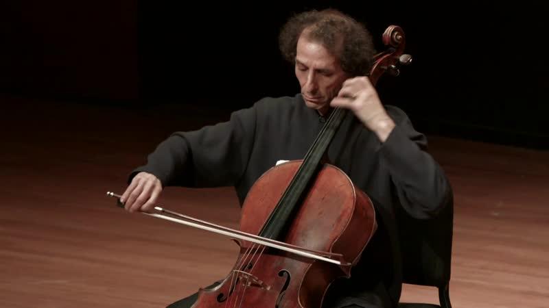 1009 J. S. Bach - Cello Suite No. 3 in C Major, BWV 1009 - Colin Carr, cello