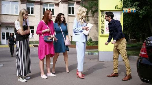 Деффчонки 6 сезон 14 серия смотреть онлайн Видео Dailymotion