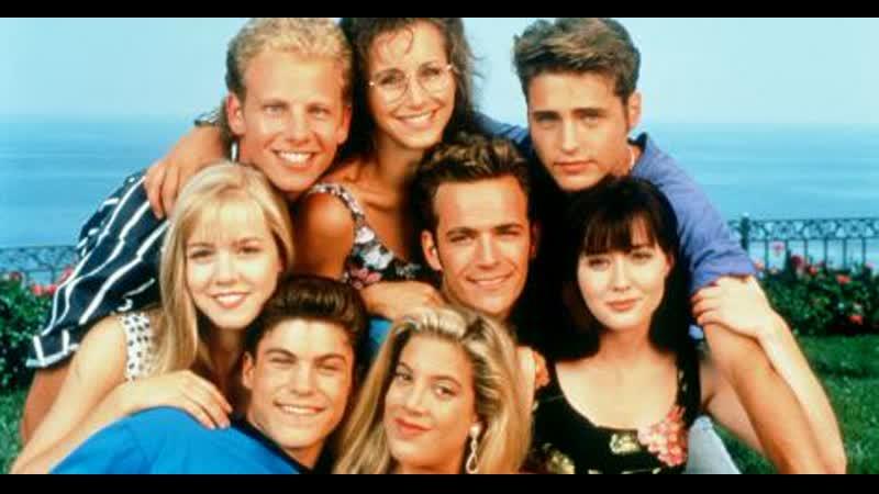 заставка сериала Беверли Хиллз 90210